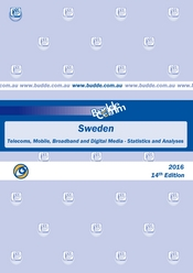 Sweden-Telecoms, Mobile, Broadband and Digital Media-Statistics and Analyses